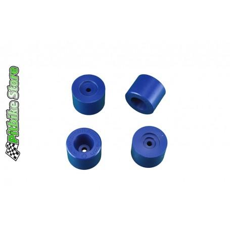 Achsschutz Slider Radachse Pro blau 4er Set