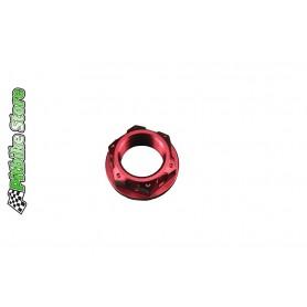 Lenklagermutter CNC Alu rot