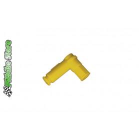 Zündkerzenstecker silicon gelb